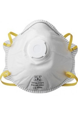 Masque de protection FFP1