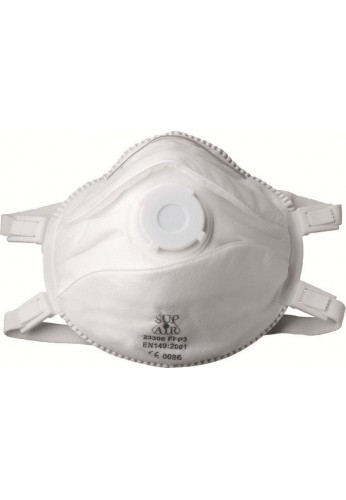 Masque de protection FFP3 x 5