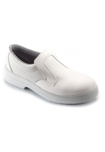 Chaussures de cuisine S2 TOM blanches - pointures 49-50